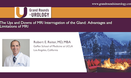 The Ups and Downs of MRI Interrogation of the Gland