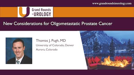 New Considerations for Oligometastatic Prostate Cancer