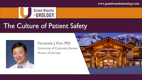 Culture of Patient Safety