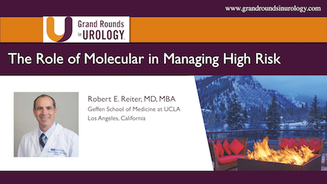 The Role of Molecular Imaging in Managing High Risk and Recurrent Prostate Cancer