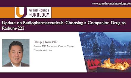Update on Radiopharmaceuticals— Choosing a Companion Drug to Radium-223