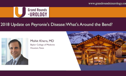 2018 Update on Peyronie's Disease: What's Around the Bend