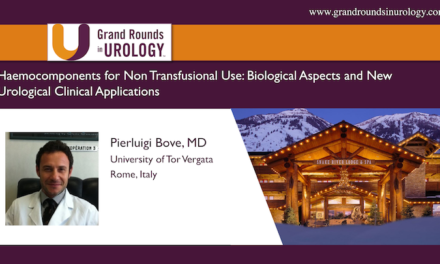 Haemocomponents for Non Transfusional Use: Biological Aspects and New Urological Clinical Applications