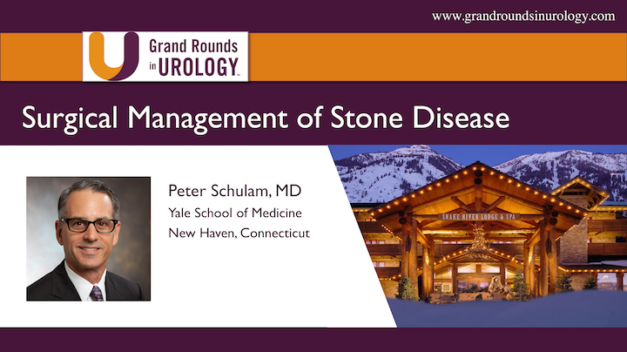 Surgical Management of Stone Disease
