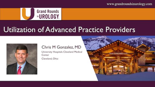 Utilization of Advanced Practice Providers