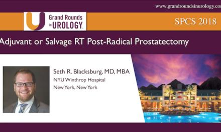 Adjuvant or Salvage RT Post-Radical Prostatectomy