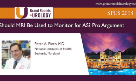 Should MRI Be Used to Monitor for AS? Pro Argument