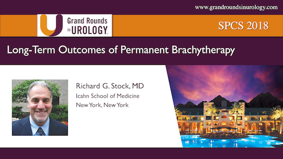 Long-Term Outcomes of Permanent Brachytherapy