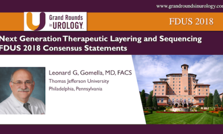 FDUS 2018 – Next Generation Therapeutic Layering and Sequencing
