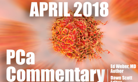 PCa Commentary | Volume 121 – April 2018