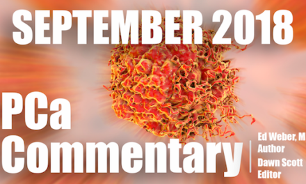 PCa Commentary | Volume 126 – September 2018
