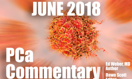 PCa Commentary | Volume 123 -June 2018