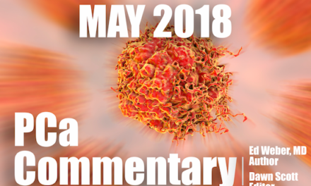 PCa Commentary | Volume 122 -May 2018