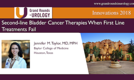 Second-line Bladder Cancer Therapies When First Line Treatments Fail