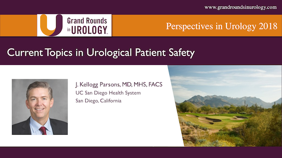 Current Topics in Urological Patient Safety