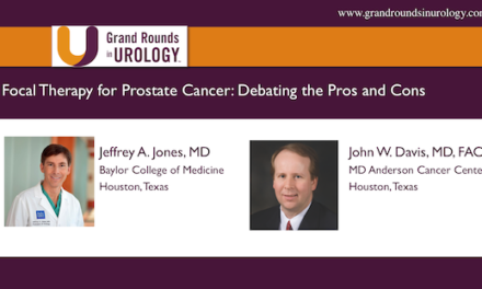 The Pros of Focal Therapy for Prostate Cancer