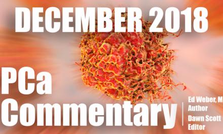 PCa Commentary | Volume 129 – December 2018