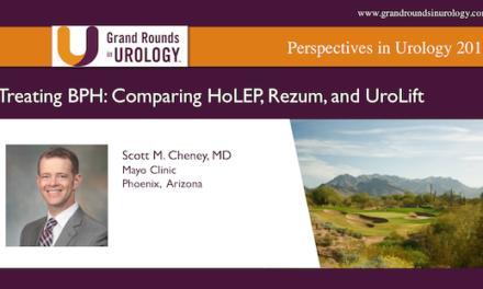 Treating BPH: Comparing HoLEP, Rezum, and Urolift