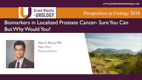 Biomarkers in Localized Prostate Cancer: Sure You Can, But Why Would You?