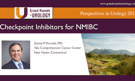Checkpoint Inhibitors for NMIBC