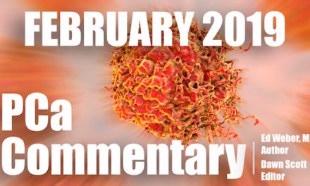 PCa Commentary | Volume 131 – February 2019