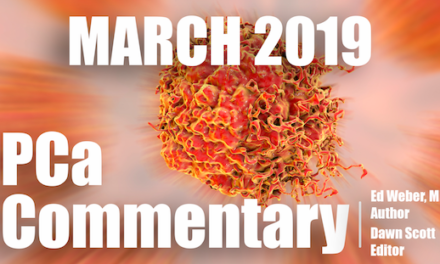 PCa Commentary | Volume 132 – March 2019