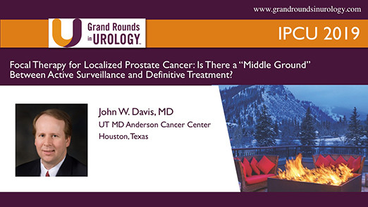 """Focal Therapy for Localized Prostate Cancer: Is There a """"Middle Ground"""" Between Active Surveillance and Definitive Treatment?"""