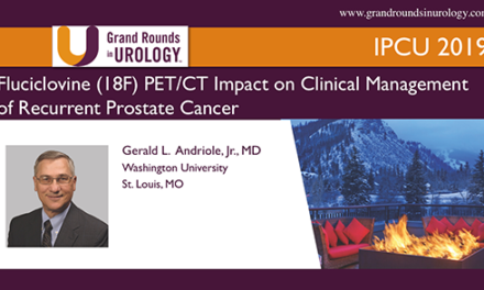 Fluciclovine (18F) PET/CT Impact on Clinical Management of Recurrent Prostate Cancer