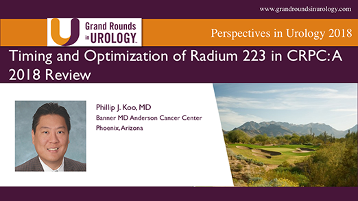 iming and Optimization of Radium 223 in CRPC