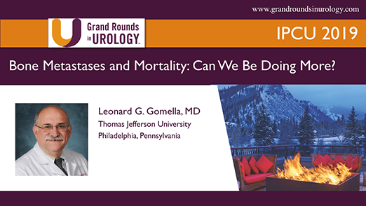 Bone Metastases and Mortality: Can We Be Doing More?