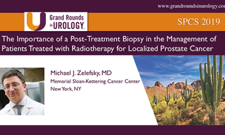 The Importance of a Post-Treatment Biopsy in the Management of Patients Treated with Radiotherapy for Localized Prostate Cancer