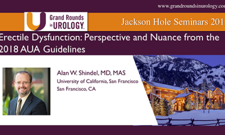 Erectile Dysfunction: Perspective and Nuance from the 2018 AUA Guidelines