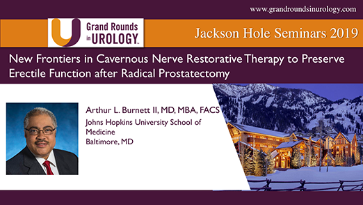 New Frontiers in Cavernous Nerve Restorative Therapy to Preserve Erectile Function after Radical Prostatectomy