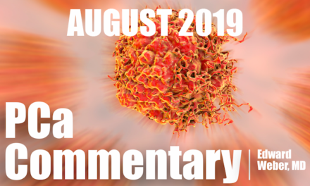 PCa Commentary | Volume 137 – August 2019