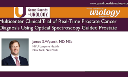 Multicenter Clinical Trial of Real-Time Prostate Cancer Diagnosis Using Optical Spectroscopy Guided Prostate Biopsy