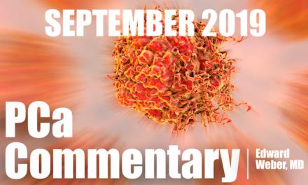 PCa Commentary | Volume 138 – September 2019
