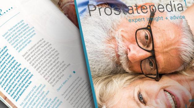 Diet, Exercise + Prostate Cancer