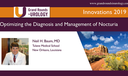 Optimizing the Diagnosis and Management of Nocturia