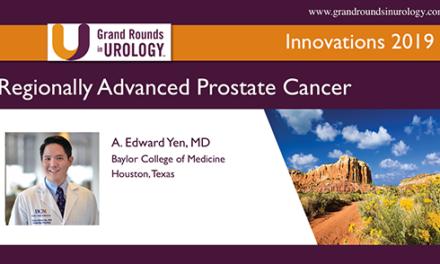 Regionally Advanced Prostate Cancer