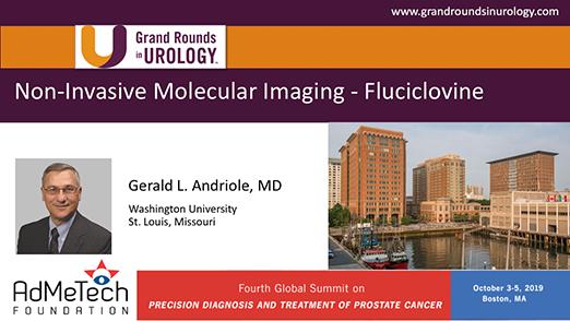 Non-Invasive Molecular Imaging – Fluciclovine