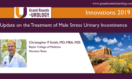 Update on the Treatment of Male Stress Urinary Incontinence