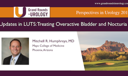 Updates in LUTS: Treating Overactive Bladder and Nocturia