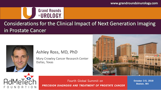 Considerations for the Clinical Impact of Next Generation Imaging in Prostate Cancer