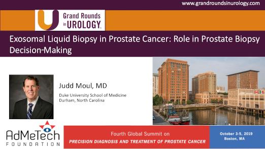 Exosomal Liquid Biopsy in Prostate Cancer: Role in Prostate Biopsy Decision-Making