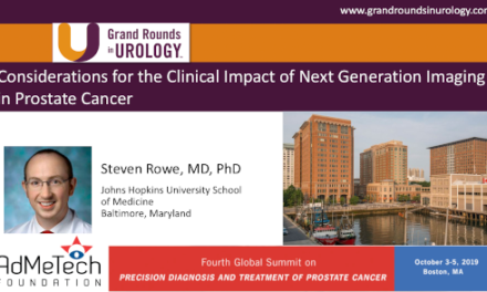 Prostate Cancer Initial Staging and Evaluation of Recurrent Disease with PSMA-Targeted PET