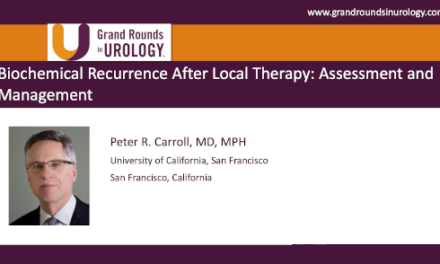 Biochemical Recurrence After Local Therapy: Assessment and Management