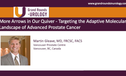 More Arrows in Our Quiver – Targeting the Adaptive Molecular Landscape of Advanced Prostate Cancer
