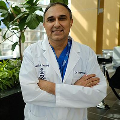 Sangeet Ghai, MD, FRCR