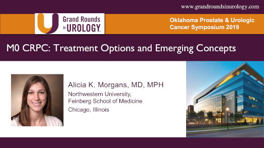 M0 CRPC: Treatment Options and Emerging Concepts