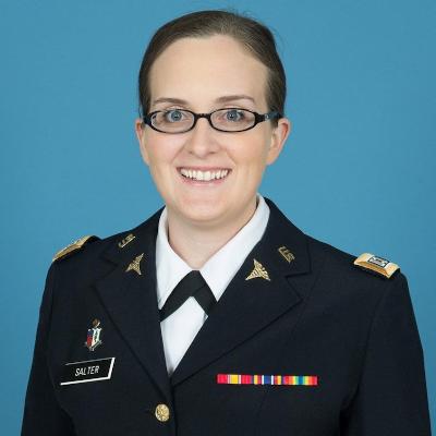 Carolyn A. Salter, MD